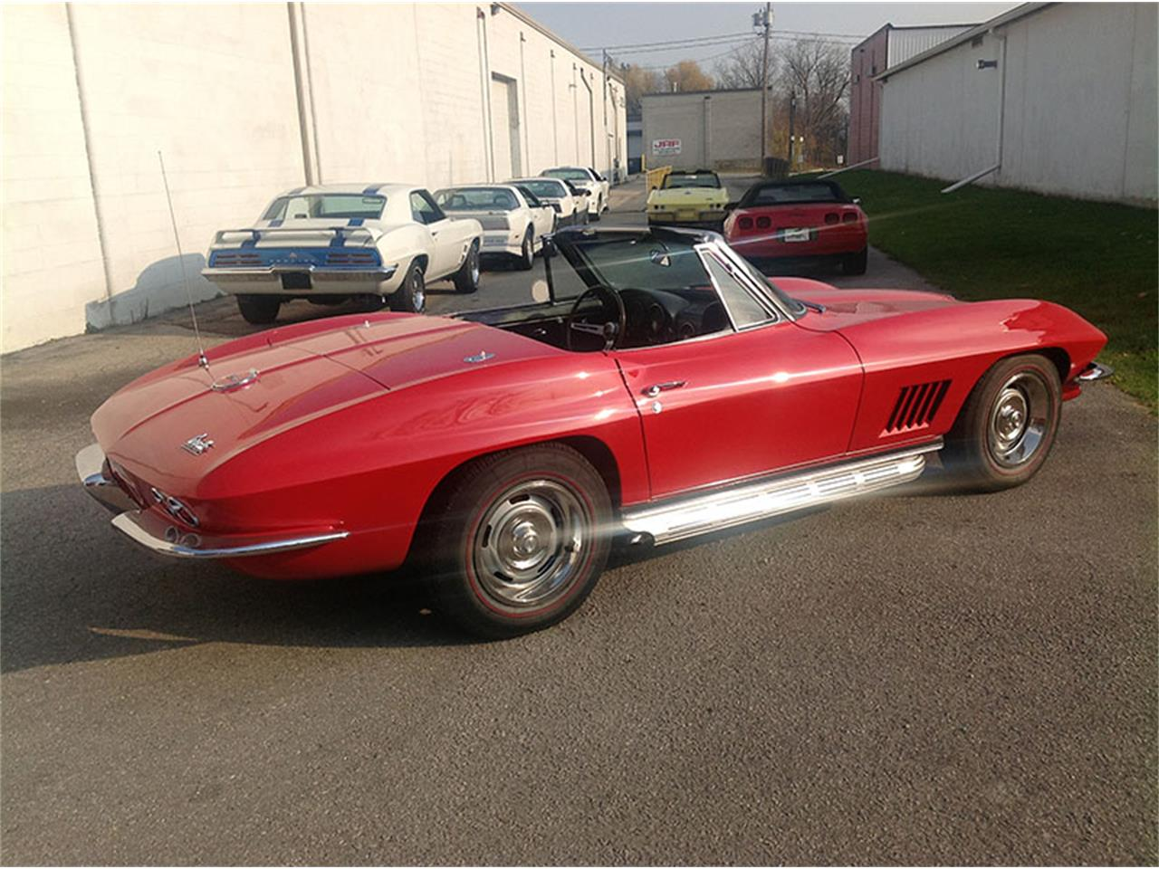 Large Picture of '67 Corvette - IVVN