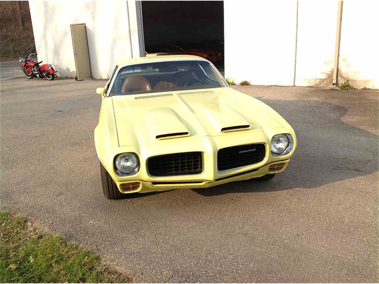 Large Picture of '73 Firebird Formula - IVVO