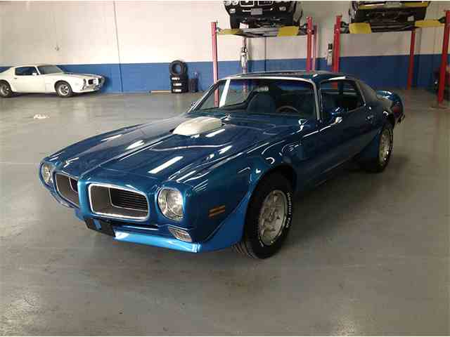 Picture of '71 Firebird Trans Am - IVVP
