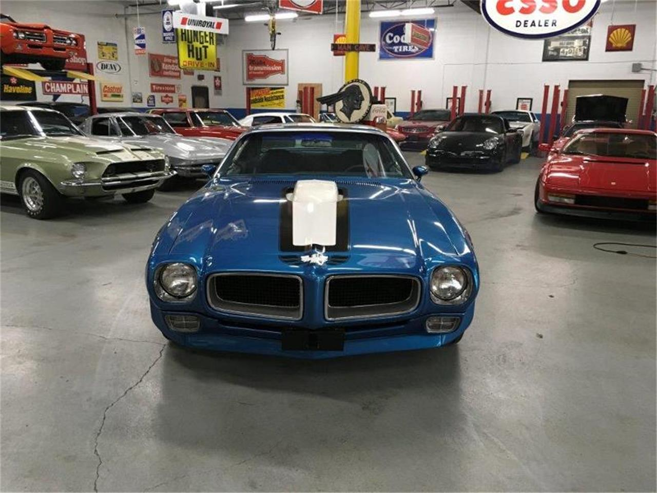 Large Picture of 1971 Pontiac Firebird Trans Am Auction Vehicle - IVVP