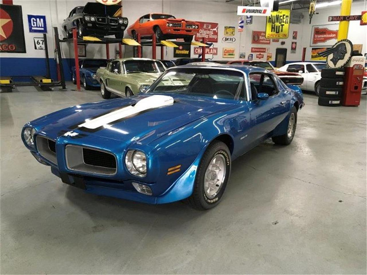 Large Picture of Classic 1971 Pontiac Firebird Trans Am located in Ontario Auction Vehicle - IVVP
