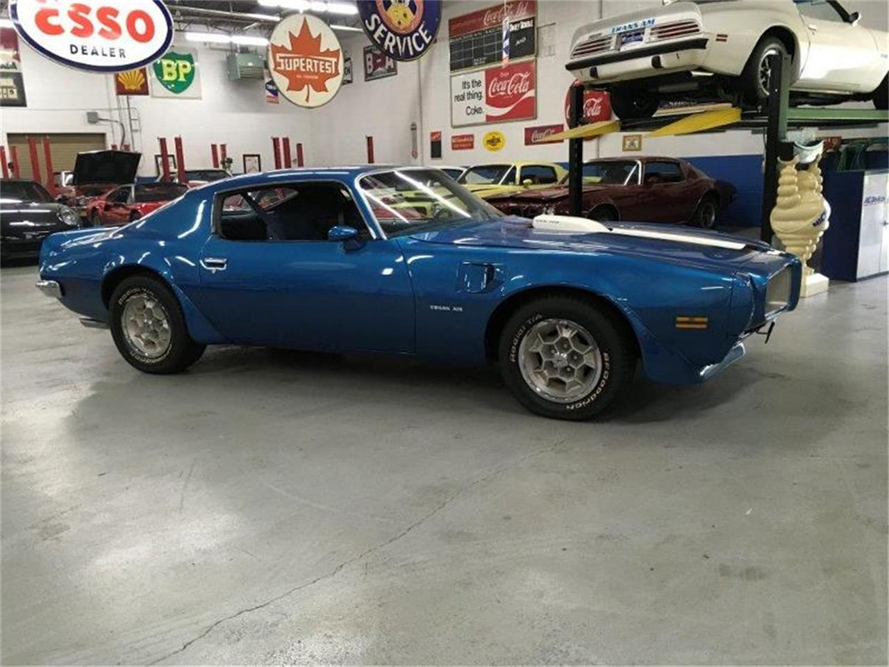 Large Picture of Classic 1971 Pontiac Firebird Trans Am located in Dundas Ontario Offered by Old Brock Muscle Cars - IVVP