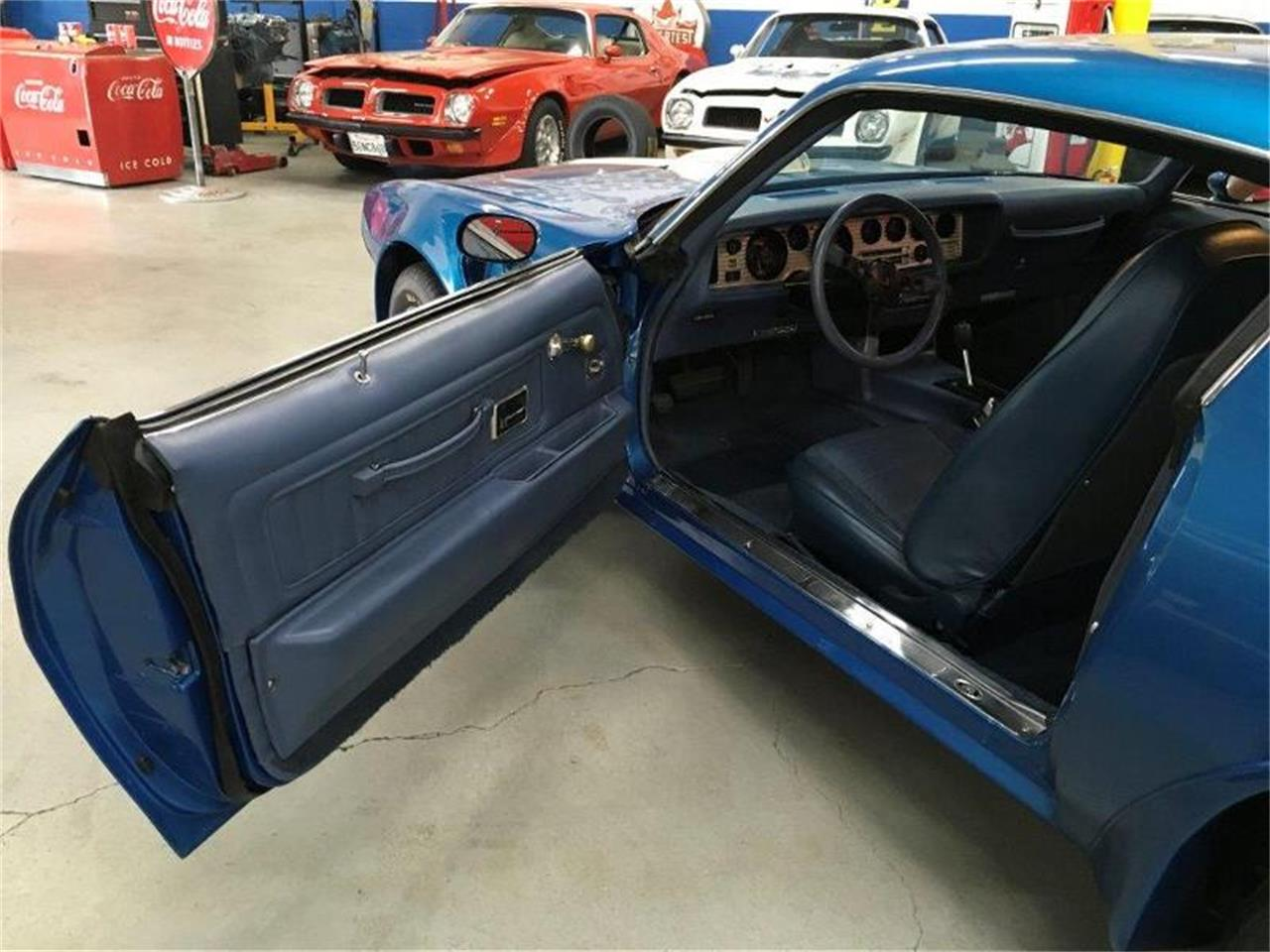 Large Picture of Classic '71 Pontiac Firebird Trans Am located in Ontario Auction Vehicle - IVVP