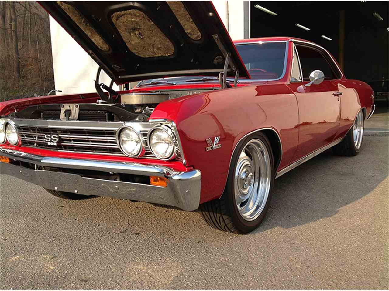 Large Picture of '67 Chevelle - IVVQ