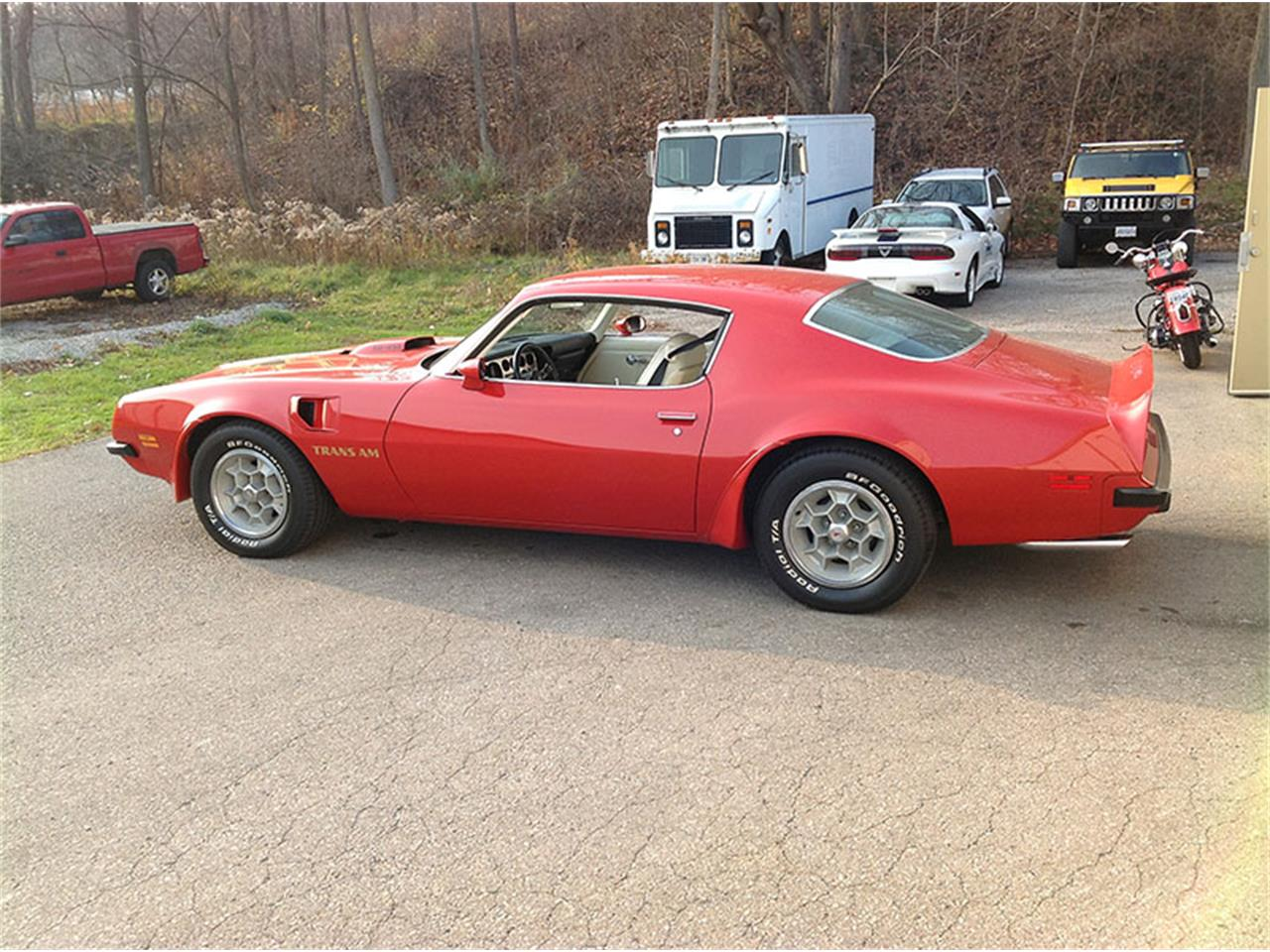 Large Picture of '74 Firebird Trans Am - IVVR