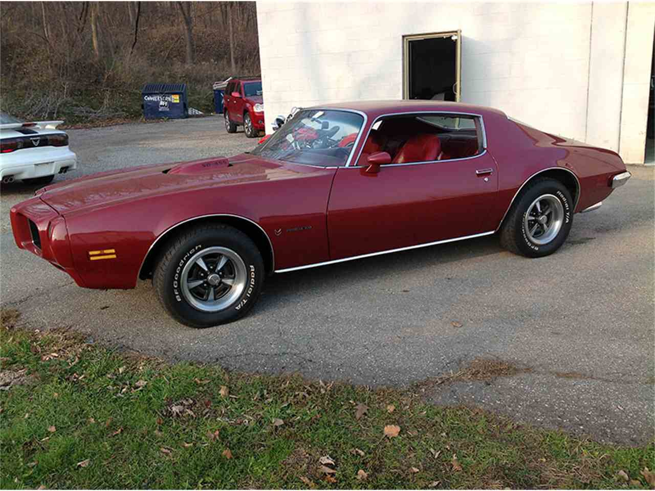 Large Picture of '73 Firebird Formula - IVVX