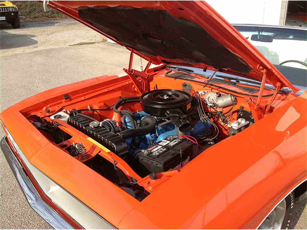 Large Picture of '70 Barracuda - IVW0
