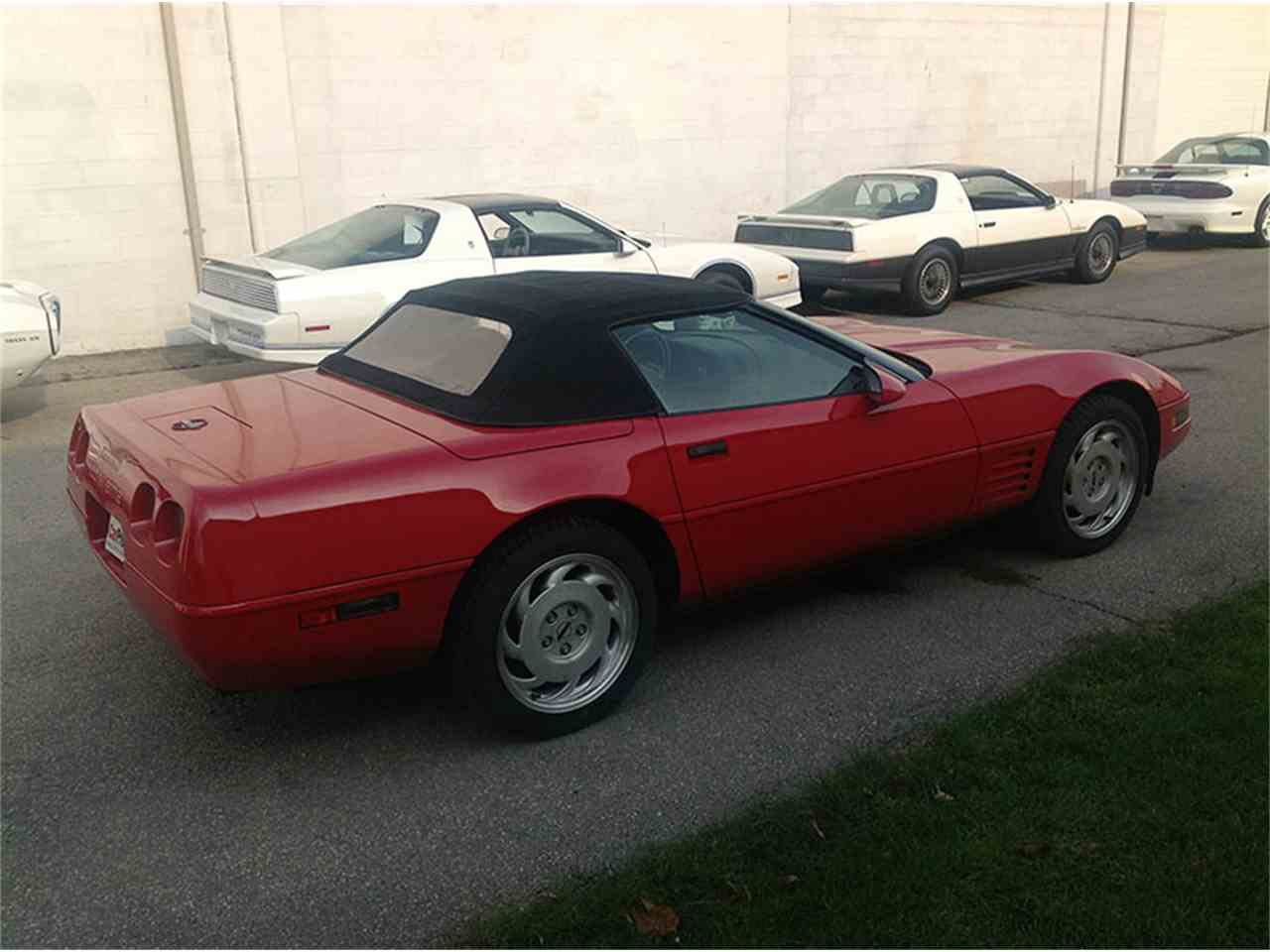 Large Picture of '91 Corvette - IVW2