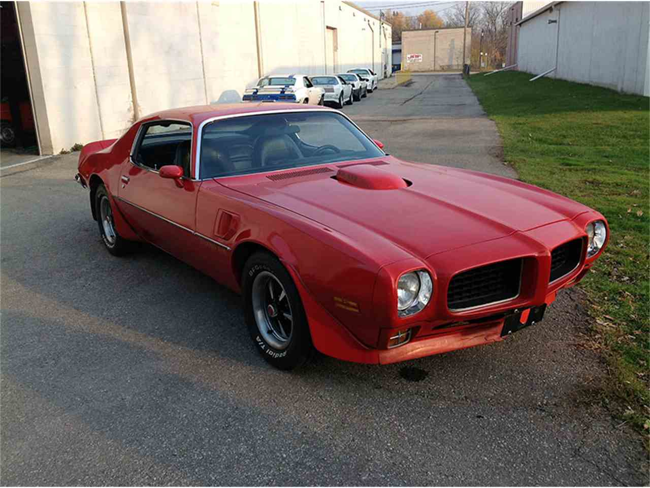 Large Picture of '73 Firebird Trans Am - IVW4