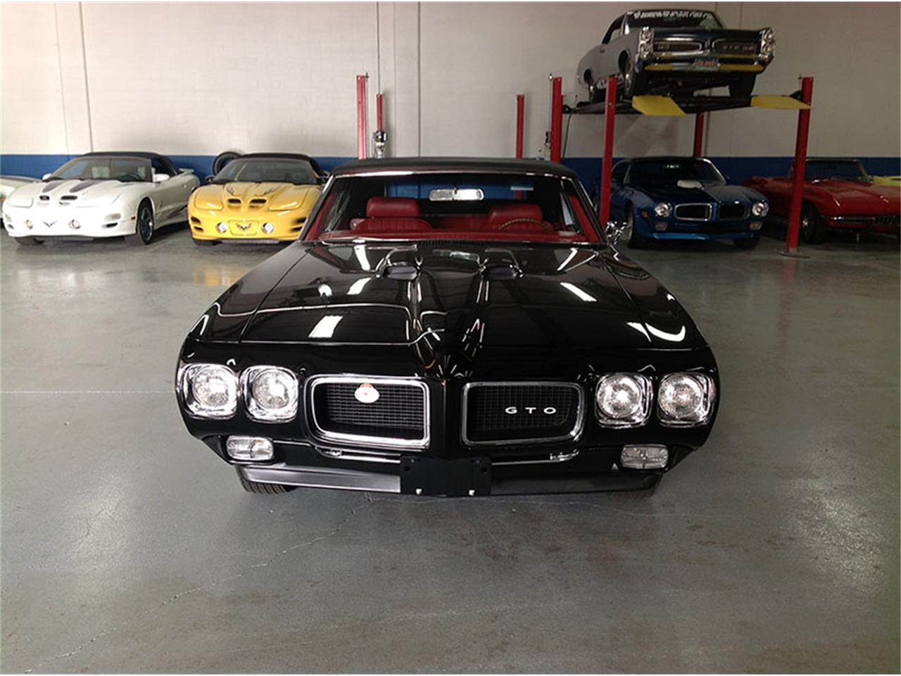 Large Picture of '70 GTO - IVW5