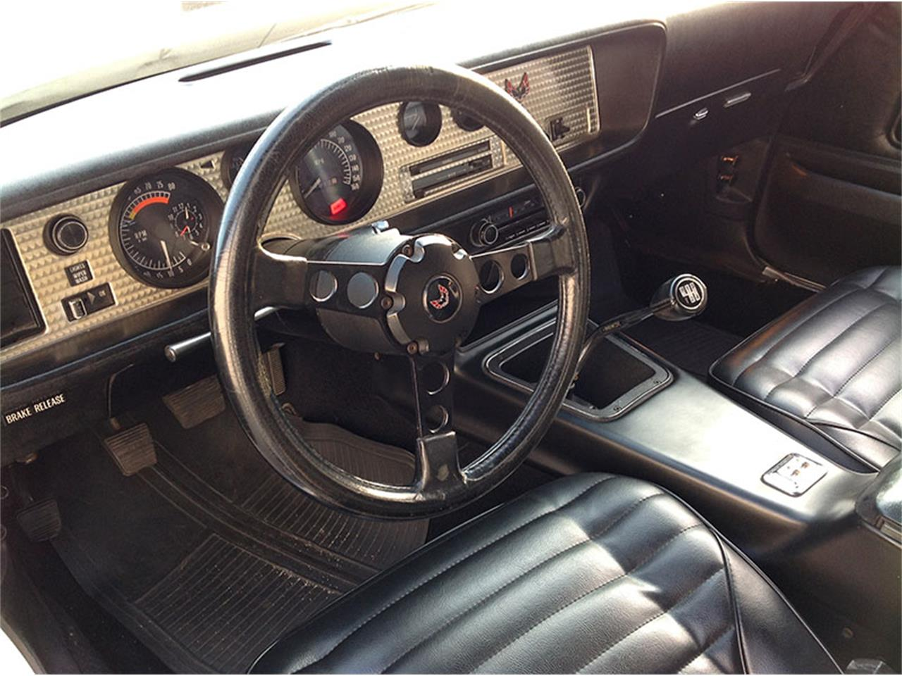 Large Picture of '74 Firebird Trans Am - IVW7