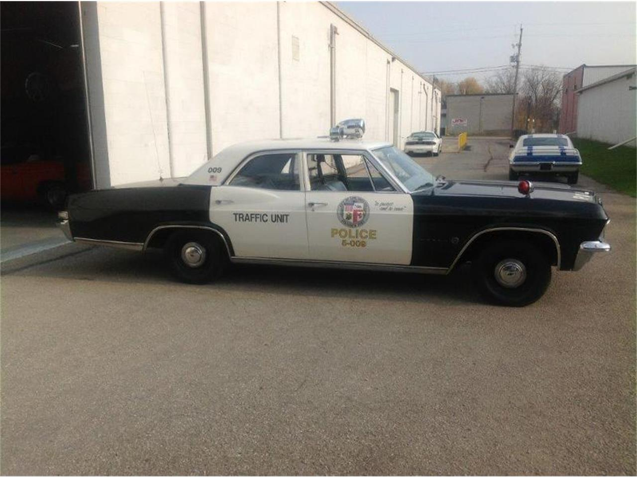Large Picture of Classic '65 Impala located in Ontario Auction Vehicle Offered by Old Brock Muscle Cars - IVW8