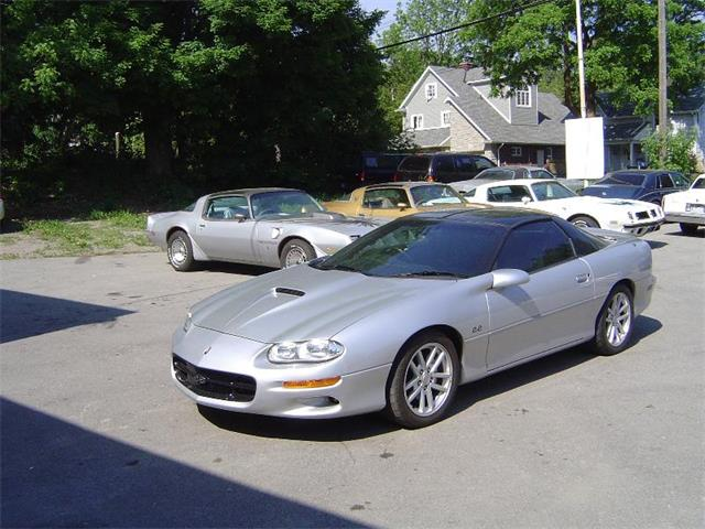 Picture of '02 Camaro - IVWB