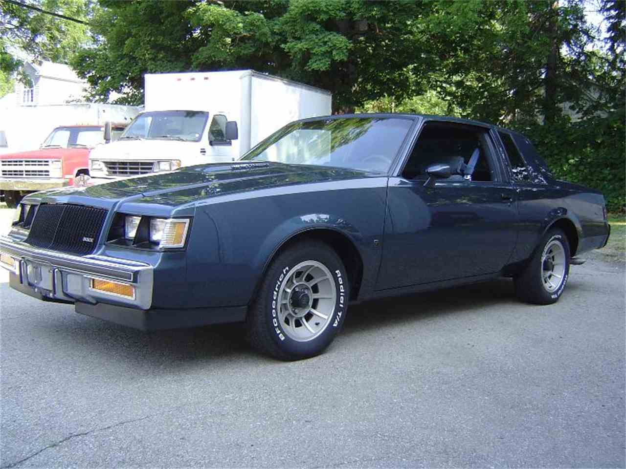 1987 buick regal for sale classiccars cc 881149 large picture of 87 regal ivwd publicscrutiny Image collections