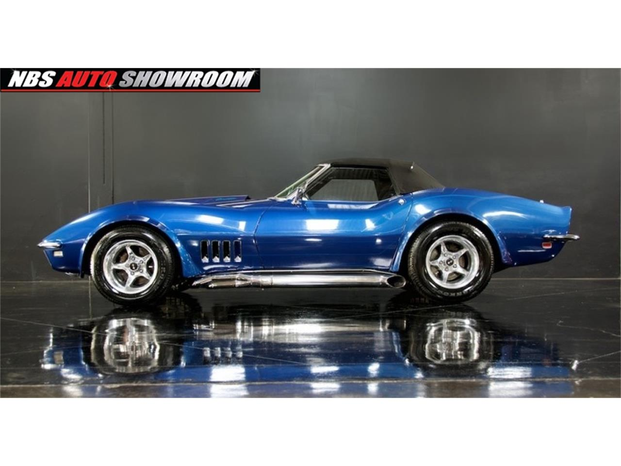Large Picture of '68 Corvette - IVXS