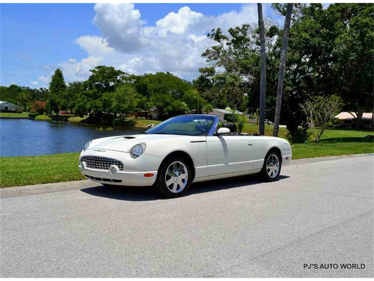 Large Picture of '02 Thunderbird located in Florida - IW29