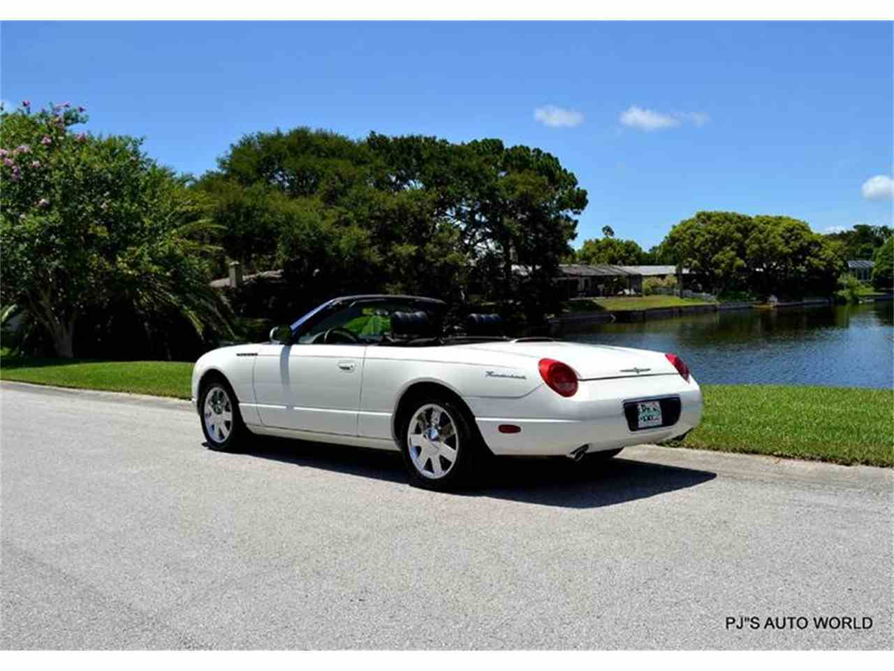 Large Picture of '02 Ford Thunderbird - $16,900.00 Offered by PJ's Auto World - IW29