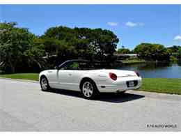 Picture of 2002 Ford Thunderbird located in Florida - $16,900.00 - IW29
