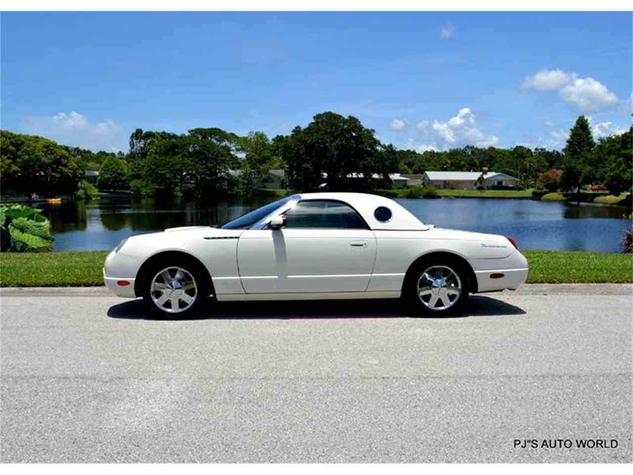 Large Picture of 2002 Ford Thunderbird located in Florida - $16,900.00 Offered by PJ's Auto World - IW29