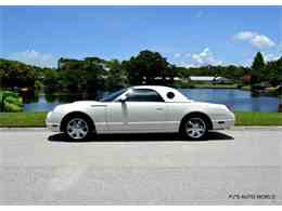 Picture of 2002 Thunderbird located in Clearwater Florida - $16,900.00 - IW29
