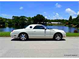 Picture of 2002 Ford Thunderbird located in Florida - $16,900.00 Offered by PJ's Auto World - IW29