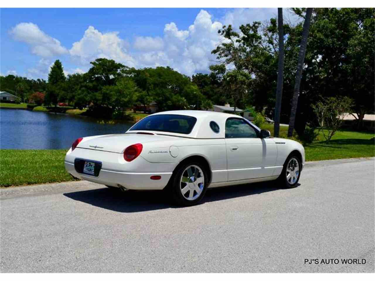 Large Picture of 2002 Thunderbird located in Clearwater Florida Offered by PJ's Auto World - IW29