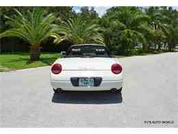 Picture of '02 Ford Thunderbird - $16,900.00 - IW29