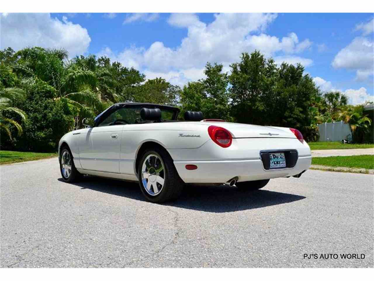 Large Picture of '02 Ford Thunderbird Offered by PJ's Auto World - IW29