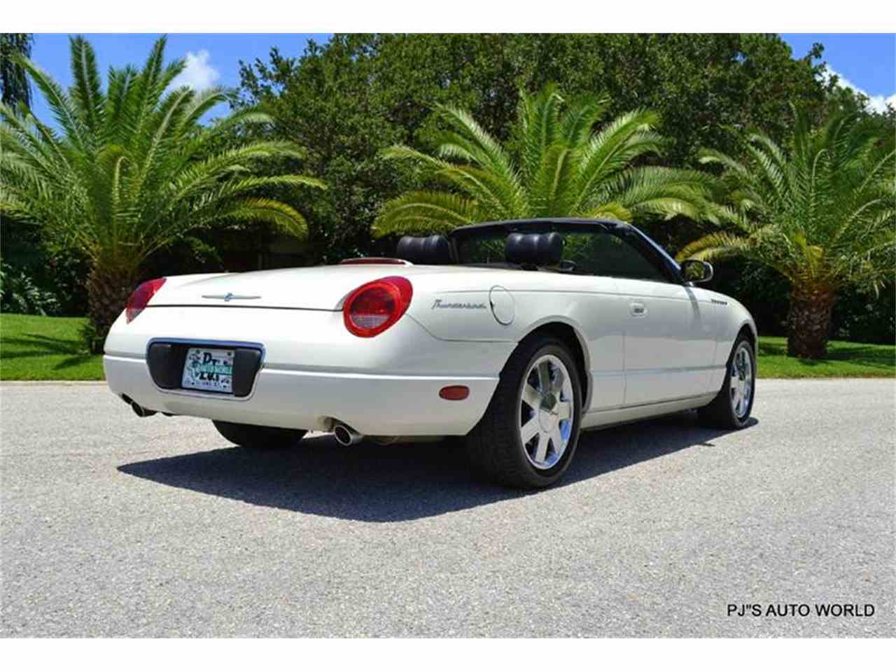 Large Picture of 2002 Ford Thunderbird Offered by PJ's Auto World - IW29
