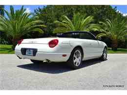 Picture of 2002 Ford Thunderbird located in Clearwater Florida - $16,900.00 Offered by PJ's Auto World - IW29