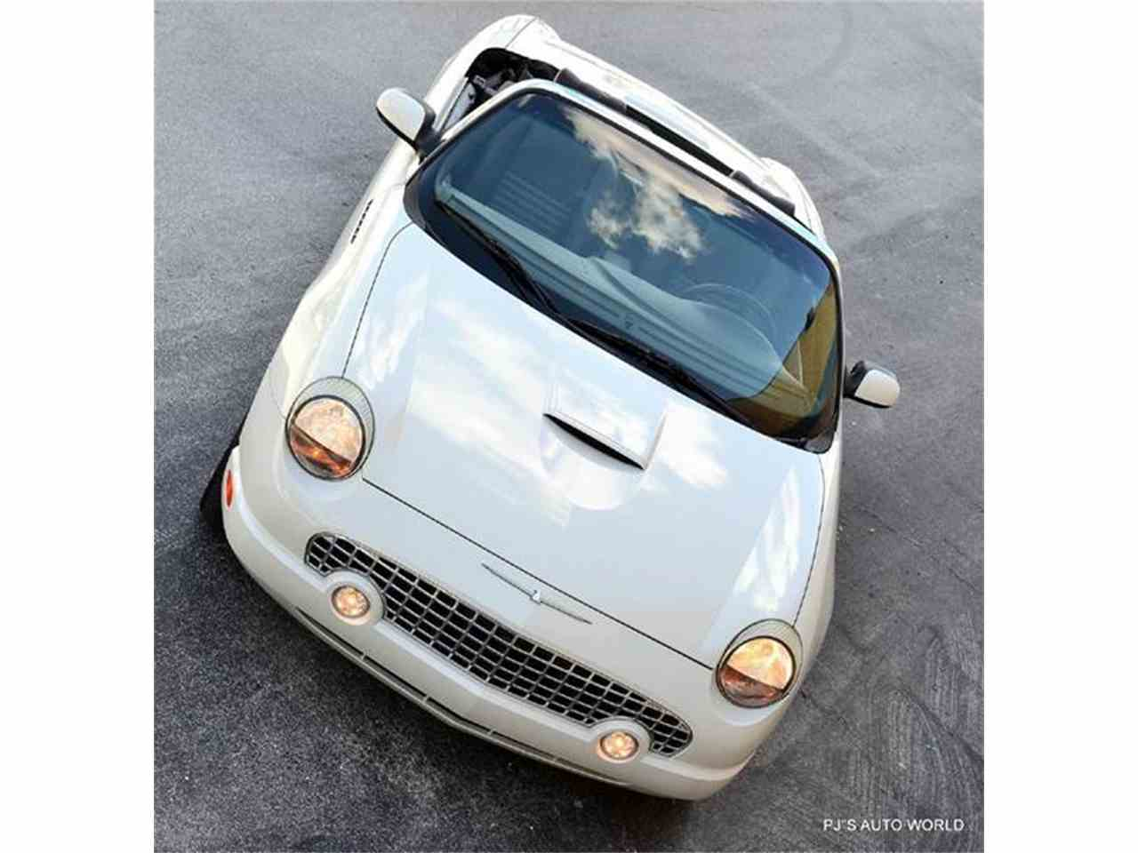 Large Picture of '02 Ford Thunderbird located in Florida - $16,900.00 Offered by PJ's Auto World - IW29