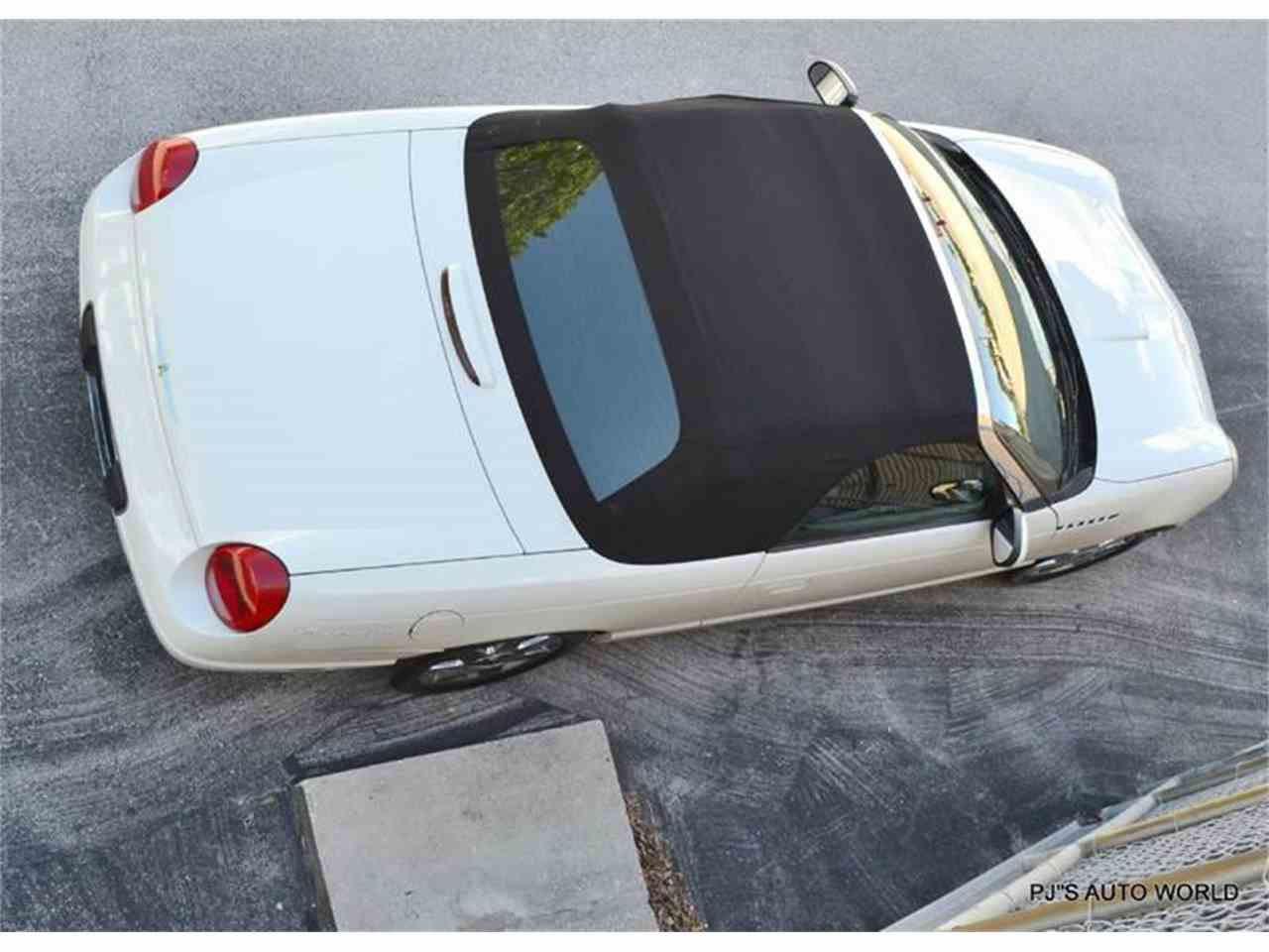 Large Picture of 2002 Thunderbird located in Florida Offered by PJ's Auto World - IW29