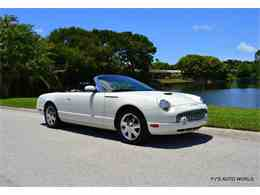 Picture of 2002 Thunderbird located in Clearwater Florida Offered by PJ's Auto World - IW29