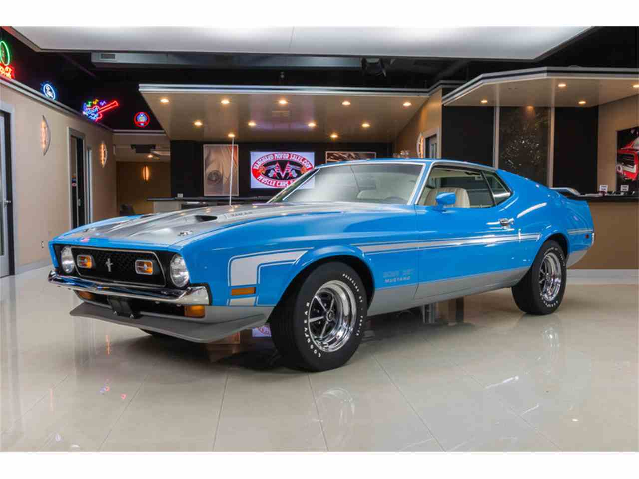 1971 Ford Mustang for Sale | ClassicCars.com | CC-881435