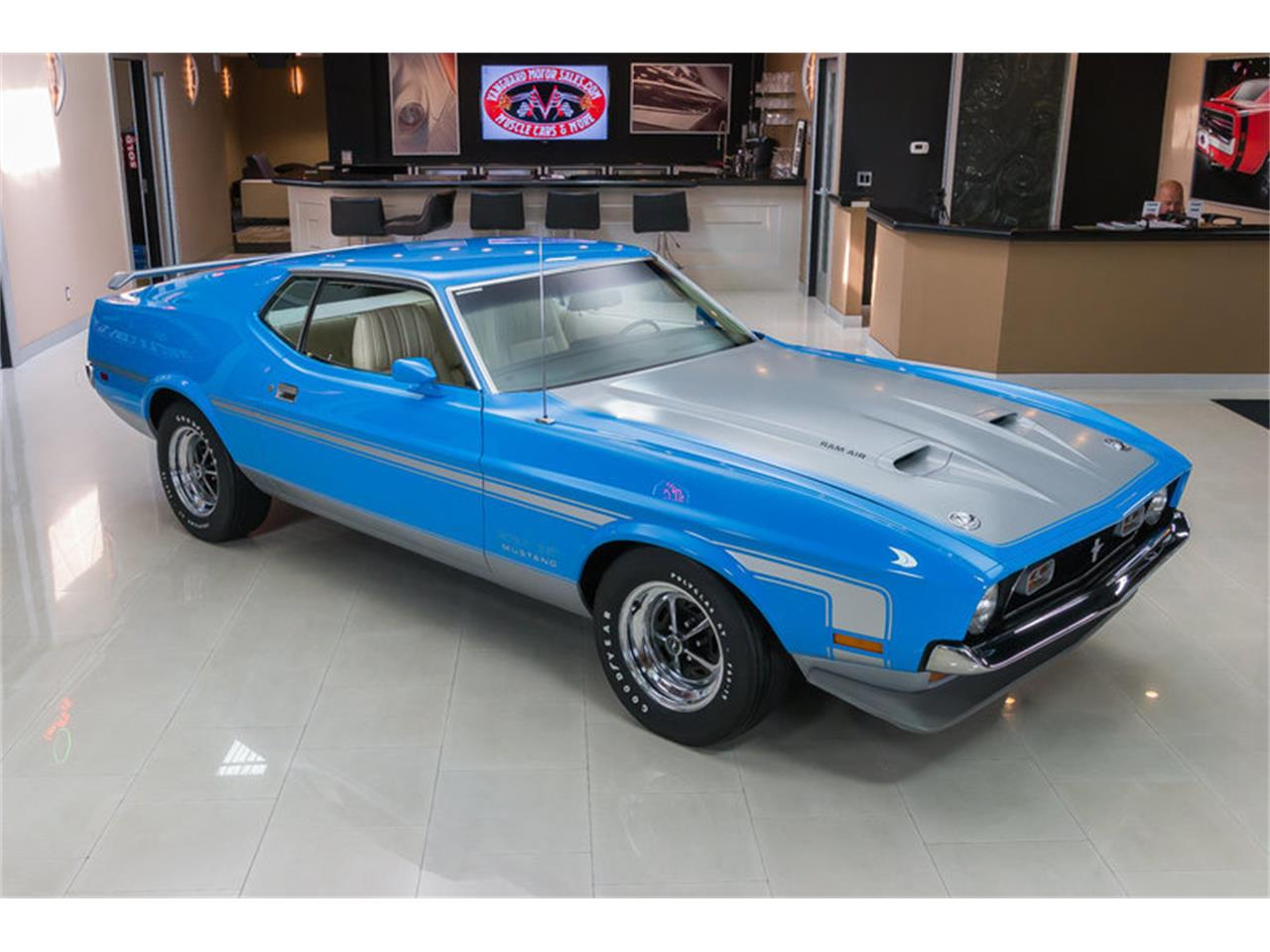Large Picture of Classic '71 Mustang located in Plymouth Michigan - IW4B