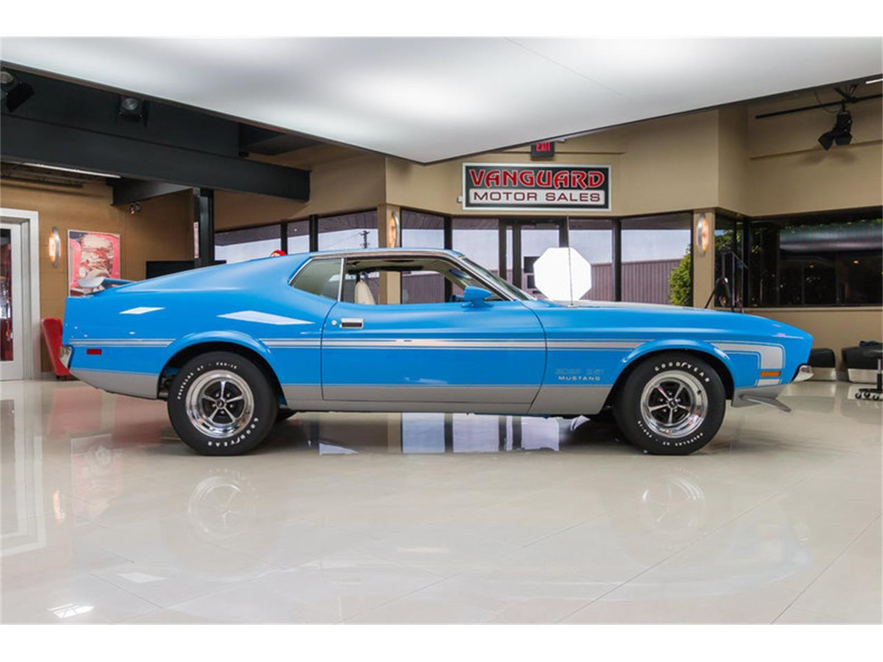 Large Picture of '71 Mustang located in Plymouth Michigan - $79,900.00 - IW4B