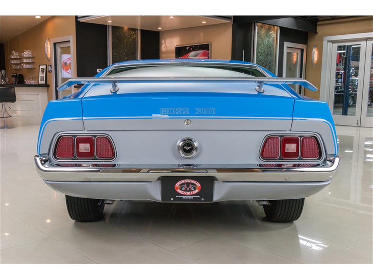 Large Picture of '71 Ford Mustang Offered by Vanguard Motor Sales - IW4B