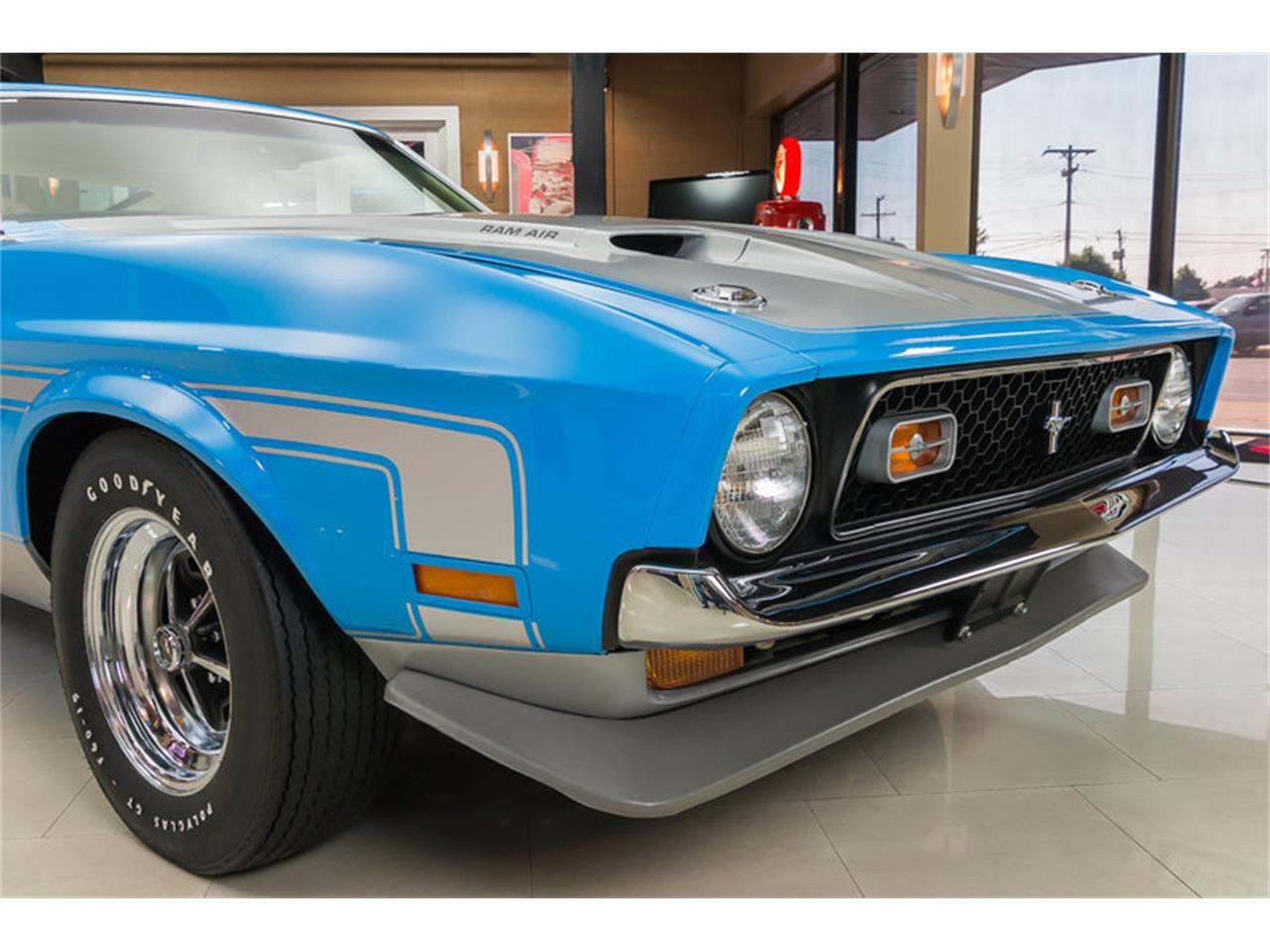 Large Picture of '71 Mustang located in Plymouth Michigan - $79,900.00 Offered by Vanguard Motor Sales - IW4B