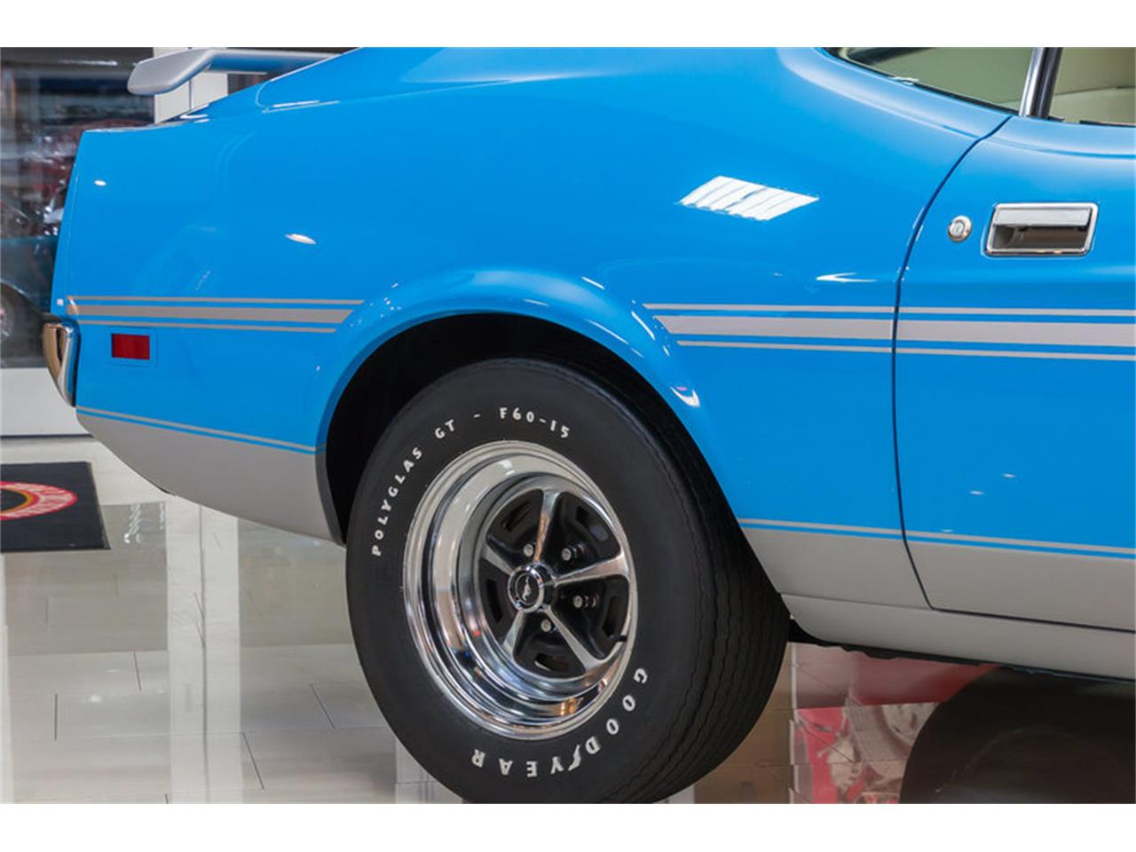 Large Picture of '71 Mustang located in Plymouth Michigan - IW4B