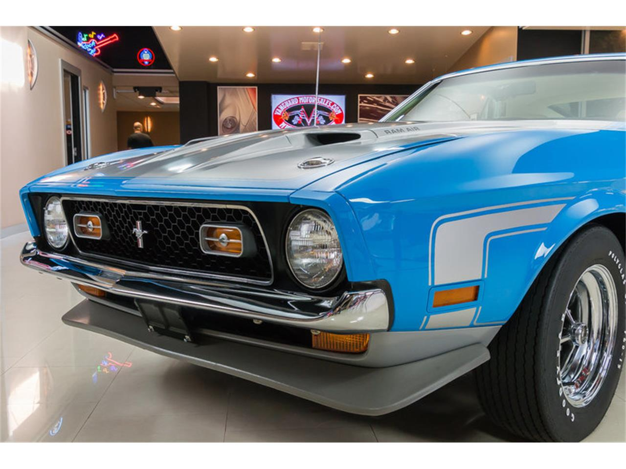 Large Picture of 1971 Mustang located in Plymouth Michigan - IW4B