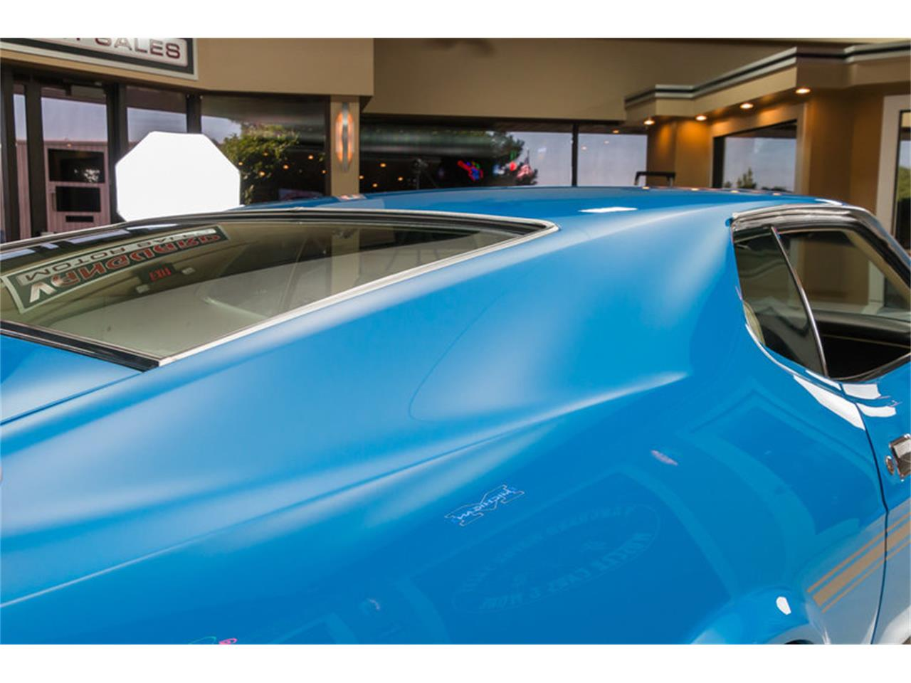 Large Picture of '71 Ford Mustang - $79,900.00 Offered by Vanguard Motor Sales - IW4B