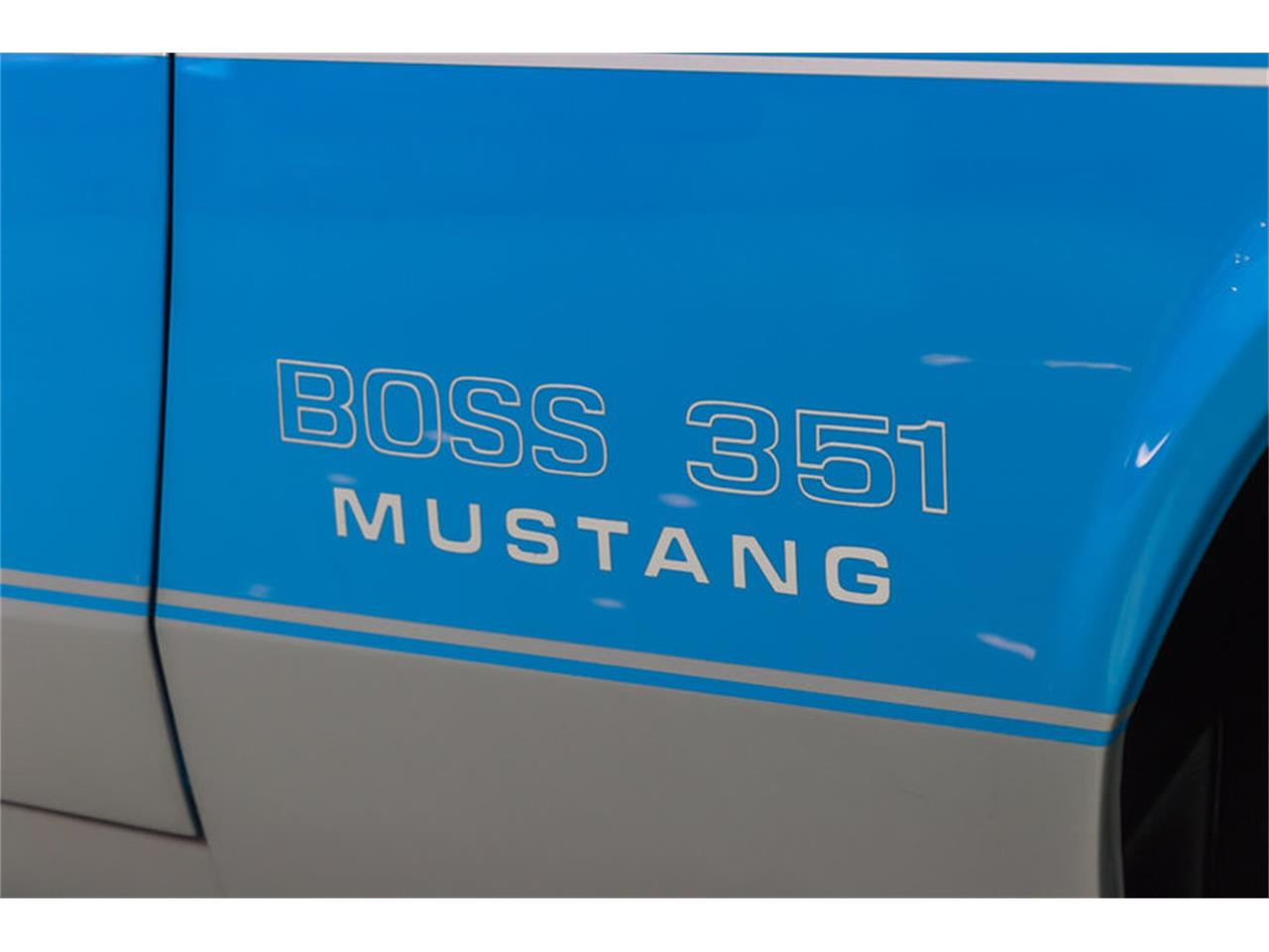Large Picture of Classic 1971 Ford Mustang Offered by Vanguard Motor Sales - IW4B