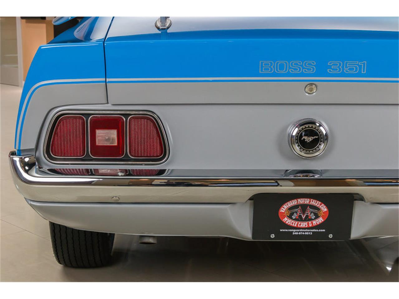 Large Picture of Classic 1971 Ford Mustang - $79,900.00 Offered by Vanguard Motor Sales - IW4B