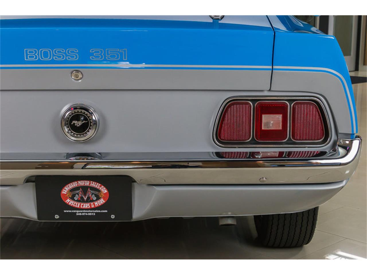 Large Picture of Classic '71 Mustang - $79,900.00 Offered by Vanguard Motor Sales - IW4B
