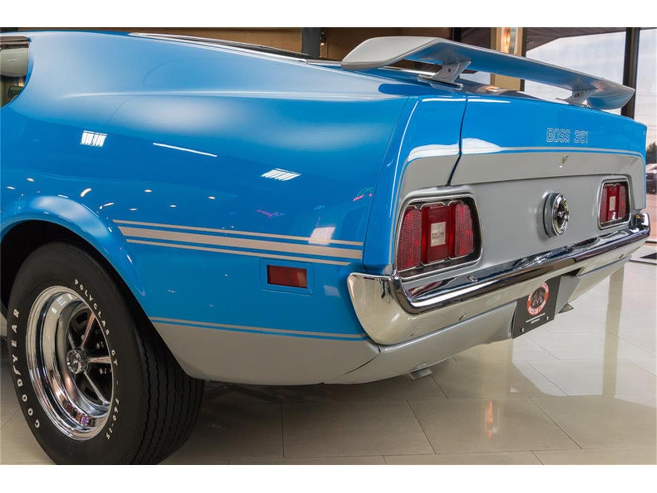 Large Picture of Classic '71 Mustang - IW4B