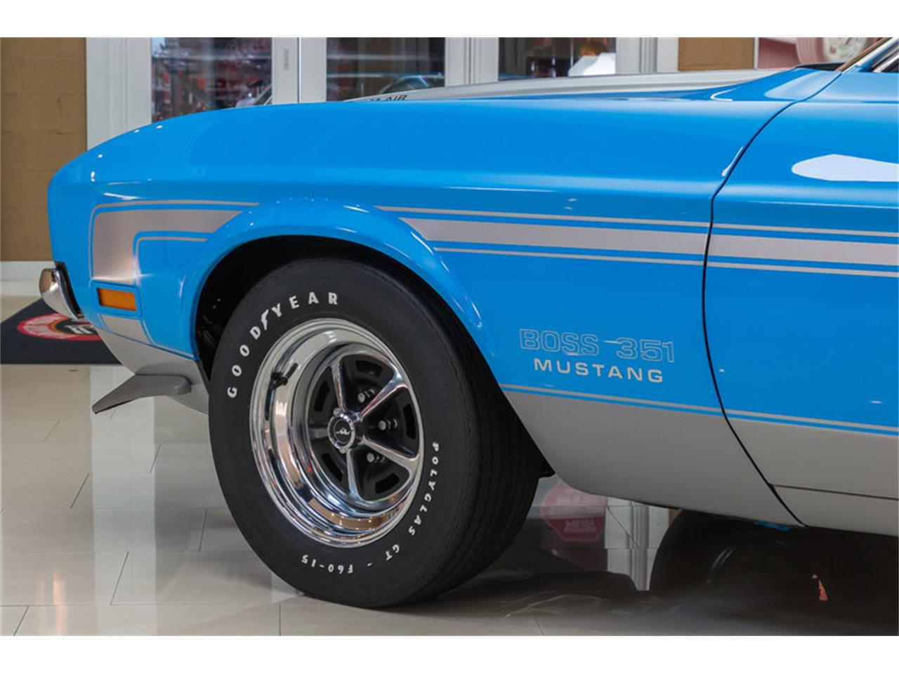 Large Picture of Classic 1971 Mustang located in Michigan - IW4B