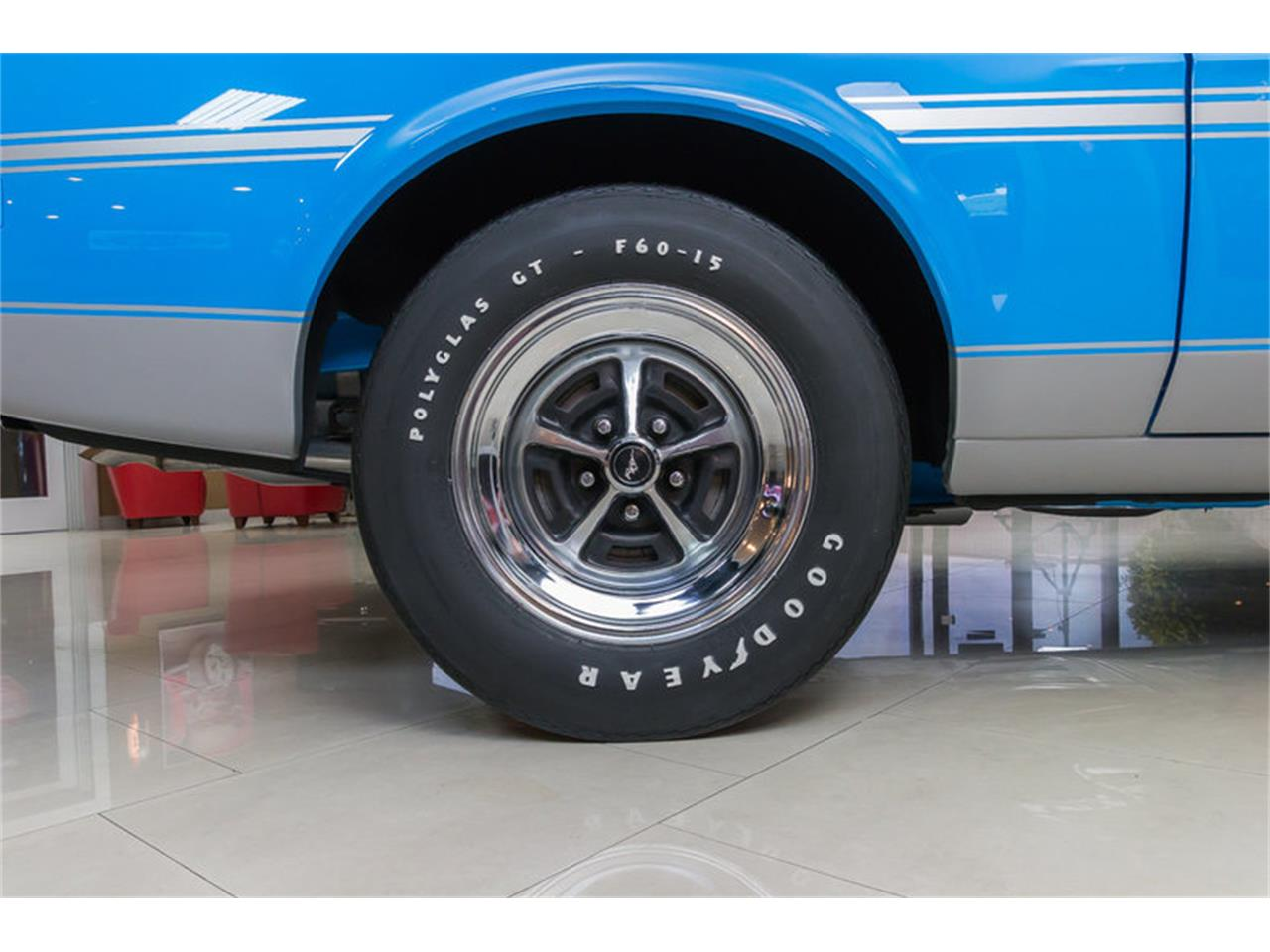 Large Picture of Classic '71 Ford Mustang located in Plymouth Michigan Offered by Vanguard Motor Sales - IW4B