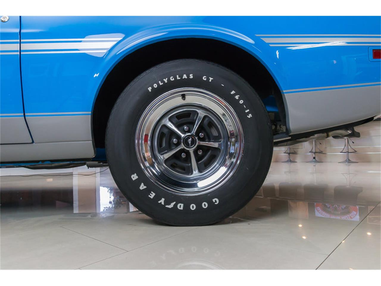 Large Picture of '71 Ford Mustang - IW4B