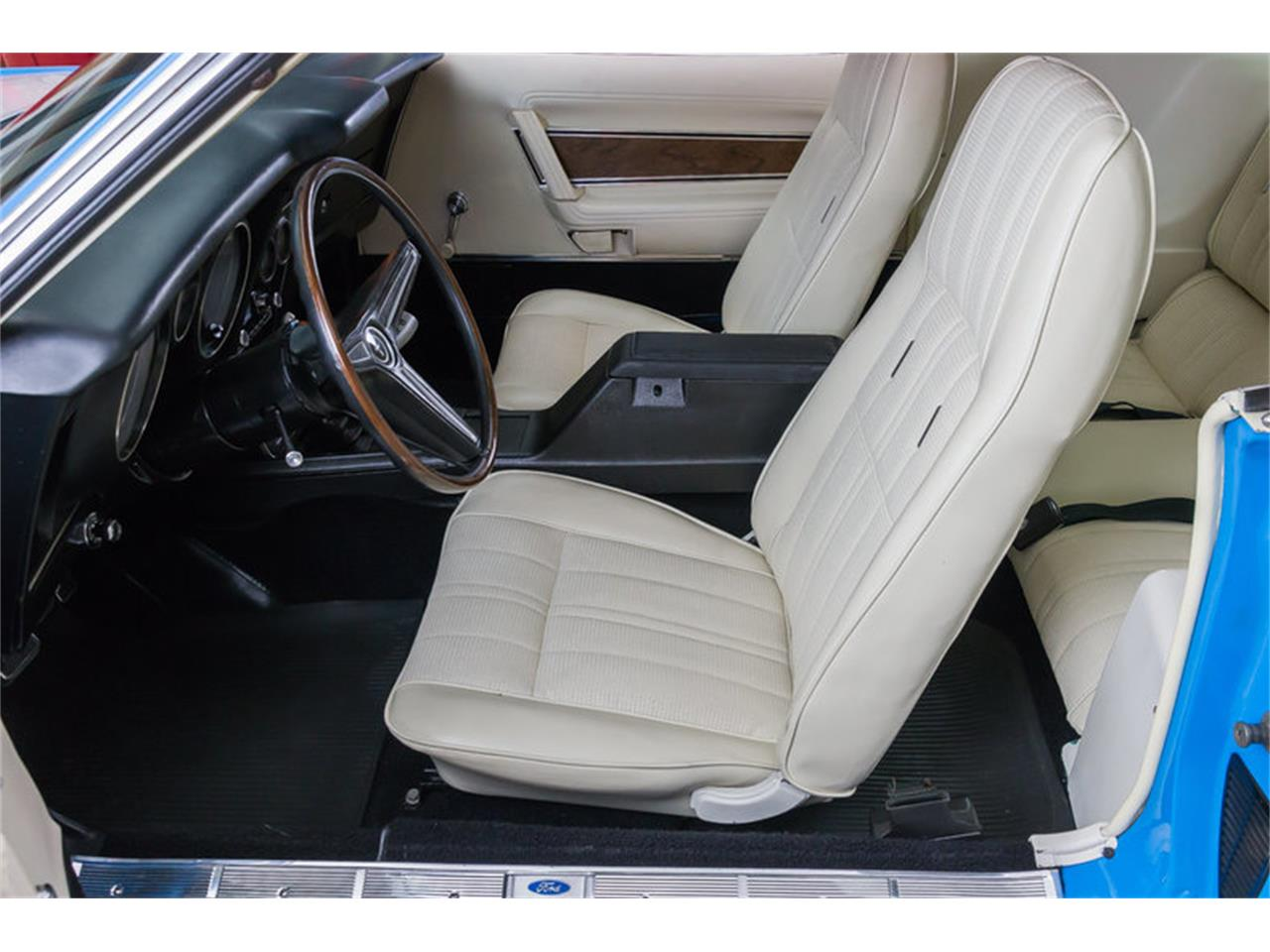 Large Picture of 1971 Ford Mustang located in Plymouth Michigan Offered by Vanguard Motor Sales - IW4B