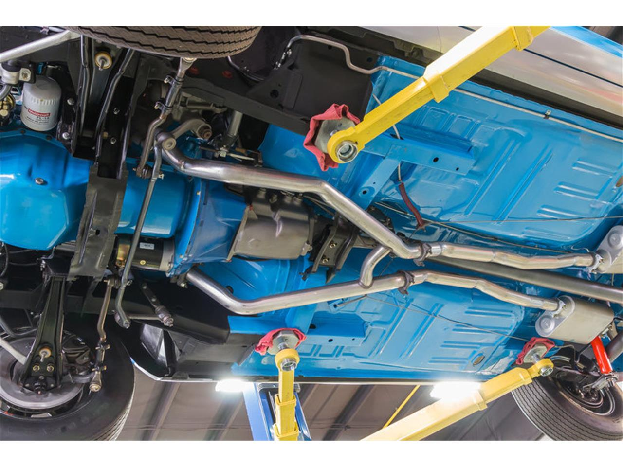 Large Picture of '71 Ford Mustang located in Plymouth Michigan - $79,900.00 Offered by Vanguard Motor Sales - IW4B